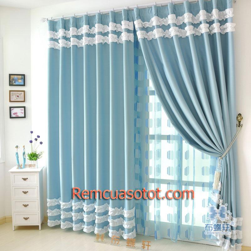 Cách giặt rèm cửa