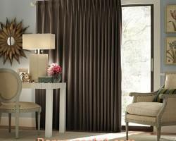 Rèm cửa sổ bằng vải đẹp giá rẻ Hà Nội mã RV819