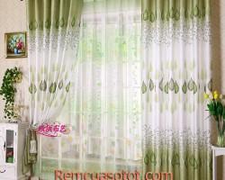 Rèm phòng khách đẹp giá rẻ mã RV814