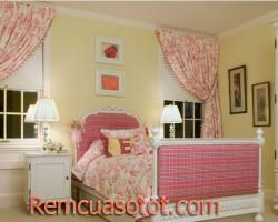Rèm phòng ngủ đẹp sang trọng giá tốt mã RV813