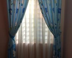 Thi công rèm gia đình cho chung cư thu nhập thấp Hà Đông, Hà Nội