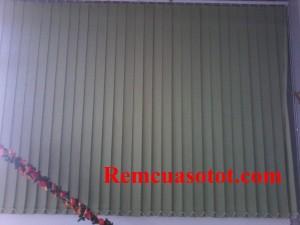 Thi công rèm lá dọc nhà xưởng, nhà ăn KCN Võ Quế I, Bắc Ninh 7