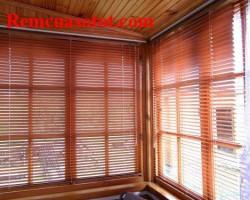 Rèm gỗ cao cấp giá rẻ đẳng cấp sang trọng mã RG 133