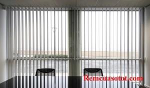 Rèm lá dọc văn phòng giúp năng động nhiệt huyết mã 130