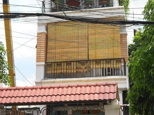 Rèm tre, rèm trúc che ban công giá rẻ tại Hà Nội