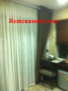 Công trình thi công rèm vải cao cấp cho khu biệt thự nghỉ dưỡng Đại Lải Resort 7