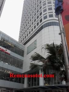 Lắp đặt rèm cuốn văn phòng tại tòa nhà IPH, Xuân Thủy, Cầu Giấy, Hà Nội 1