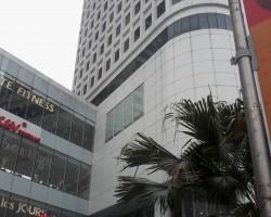 Lắp đặt rèm cuốn văn phòng tại tòa nhà IPH, Xuân Thủy, Cầu Giấy, Hà Nội