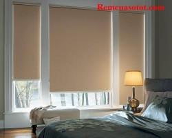 Rèm cuốn chống nắng phòng ngủ giá rẻ mã RC 826