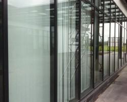 Thi công rèm lá dọc văn phòng tòa nhà Hà Đô Parkin, Cầu Giấy, Hà Nội
