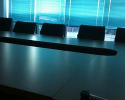 Thi công rèm lá nhôm văn phòng D2 ở đường Giảng Võ, Đống Đa, Hà Nội