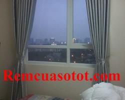 Thi công rèm vải Ô rê cho căn hộ tầng 6, tòa nhà Coma6, Mễ Trì, Từ Liêm, Hà Nội