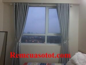 Thi công rèm vải Ô rê cho căn hộ tầng 6, tòa nhà Coma6, Mễ Trì, Từ Liêm, Hà Nội 2
