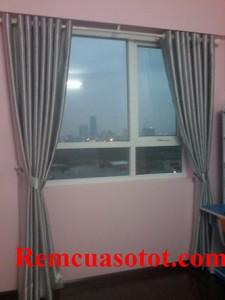 Thi công rèm vải Ô rê cho căn hộ tầng 6, tòa nhà Coma6, Mễ Trì, Từ Liêm, Hà Nội 3