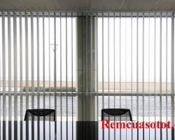 Rèm lá dọc văn phòng giúp năng động nhiệt huyết mã RLD 130