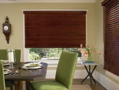 Rèm gỗ cho cửa sổ sang trọng, ấm cúng, lịch sự mã RG 142